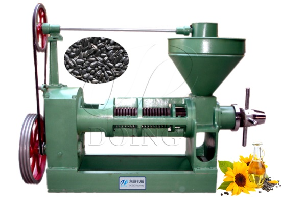 How about the price of sunflower oil extraction machine in India?