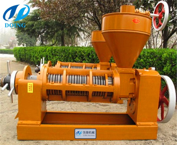 sunflower oil expeller